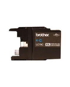 Brother LC79C - Súper Alto Rendimiento - cián - original - cartucho de tinta