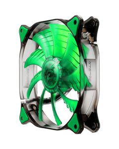 COUGAR CFD120 - Ventilador para caja - 120 mm - verde transparente