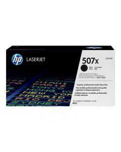 HP 507X - Alto rendimiento - negro - original - LaserJet - cartucho de tóner (CE400X)