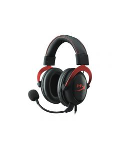 HyperX Cloud II - Audífonos gamer (Red)