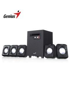 Parlante Genius  5.1- Negro - 170Hz - 20KHz