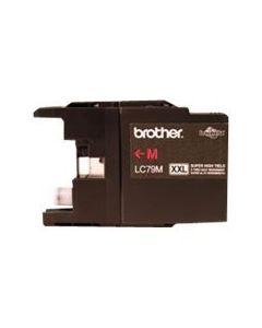 Brother LC79M - Súper Alto Rendimiento - magenta - original - cartucho de tinta