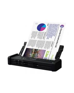 Epson WorkForce ES-200 - escáner de documentos - portátil - USB 3.0
