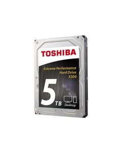 Toshiba X300 Performance - disco duro - 5 TB - SATA 6Gb/s