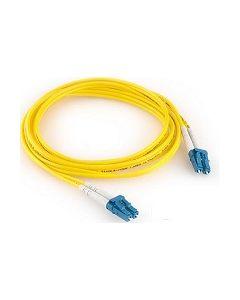 Furukawa - Cable de interconexión - LC/UPC (M) a LC/UPC (M) - 20 m - fibra óptica - amarillo