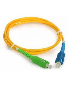 Furukawa - Cable de interconexión - FC/UPC (M) a LC/UPC (M) - 20 m - fibra óptica - amarillo