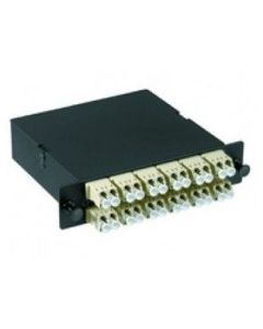 Furukawa - Blank panel with coupler - Fibre Channel cable - 12 ports - Modulo optico