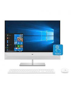 "All in one HP 27"" Touch (27-xa001la) - Intel Core i7-8700T - 16 GB DDR4 SDRAM - 1 TB HDD - Windows 10 Home - Spanish"