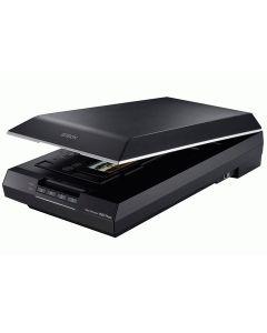 Escaner EPSON Perfection V600 Para Hoja Carta Res 6400x9600 DPi Conexión USB Calidad Fotográfica