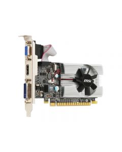 MSI N210-MD1G/D3 - tarjeta gráfica - GF 210 - 1 GB
