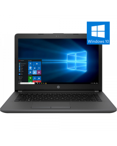 Notebook HP 240 G6 (i3-7020U, 4GB DDR4, 1TB HDD, Pantalla 14, Win10)