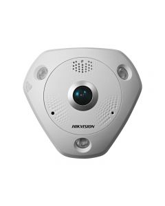 Hikvision 3MP WDR Fisheye Network Camera DS-2CD6332FWD-IV - cámara de vigilancia de red