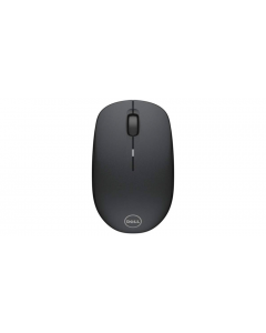Dell - Mouse - USB - Wireless - All black - Dongle USB