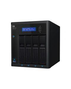 WD My Cloud PR4100 WDBNFA0000NBK - servidor NAS - 0 GB