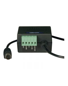 Tripp Lite SNMP / Web Card Rack Environment Sensor, Temp, Humidity, Contact-Closure Inputs - módulo ambiental