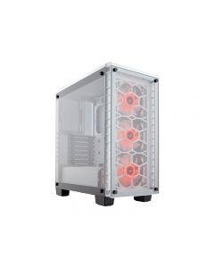 Gabinete Crystal Series 460X RGB - media torre - ATX