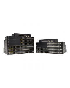 Cisco Small Business SF350-08 - conmutador - 8 puertos - Gestionado