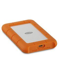 Disco duro 1 TB | LaCie Rugged USB-C (portátil) - USB 3.1 Gen 1