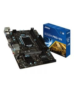 Placa Madre MSI B250M PRO-VH - micro ATX - LGA1151 Socket - B250