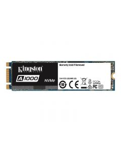 Unidad SSD 240 GB | Kingston A1000 - En estado sólido - PCI Express 3.0 x2 (NVMe)