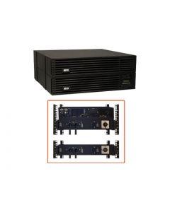 Tripp Lite UPS Smart Online 6000VA 5400W Rackmount 6kVA 200-240V USB DB9 Manual Bypass Hot Swap 4URM - UPS - 5.4 kW - 6000 VA