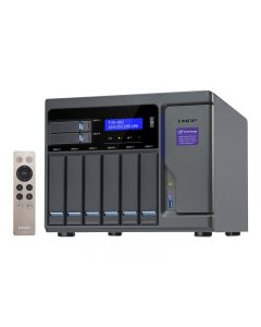 QNAP TVS-882 - servidor NAS - 0 GB