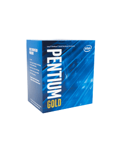 Intel Pentium Gold G5400 / 3.7 GHz procesador