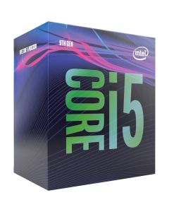 Procesador Intel® Core™ i5-9400 6-Core 2.9 GHz (4.10 GHz Turbo) FCLGA1151 (9na Gen) 65W