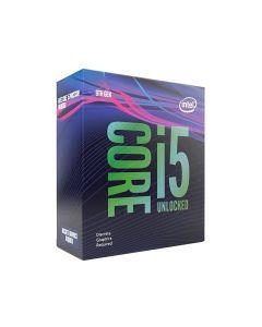 Procesador Intel® Core™ i5-9600KF Coffee Lake 6-Core 3.7 GHz (4.6 GHz Turbo) FCLGA1151, 95W, Sin Fan