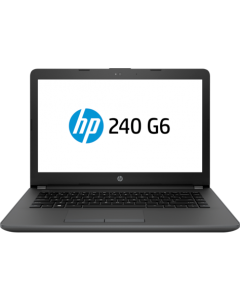 "Notebook HP 240 G6 | 14"" LED | Intel Core i5 8250U | 4 GB DDR4 SDRAM | 1 TB HDD | Windows 10 Pro"