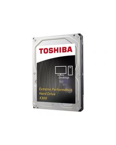 Toshiba X300 Performance - disco duro - 4 TB - SATA 6Gb/s