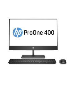 "All in one HP 400 G4 - 23.8"" - Intel Core i7-8700T - 8 GB DDR4 SDRAM - 256 GB HDD - Windows 10 Pro - Español"