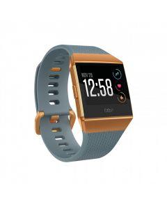 Fitbit Ionic Slate Smartwatch - Azul / Burnt Naranjo