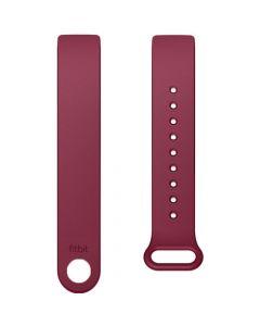 Fitbit Classic Brazalete - Grande para Fitbit Inspire (Sangria)