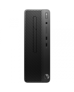 HP - Small form factor - Intel Core i3 I3-8100 / 3.6 GHz - 4 GB DDR4 SDRAM - 1 TB Hard Drive Capacity - FreeDOS - Spanish