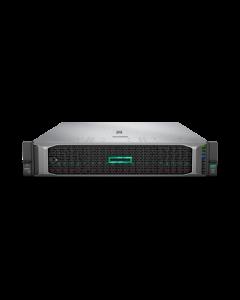 "Servidor - HPE ProLiant DL385 Gen10 Base - 2U - 2 vías - 1 x EPYC 7401 / 2 GHz - RAM 32 GB - SAS - hot-swap 2.5"" - sin disco duro - GigE"
