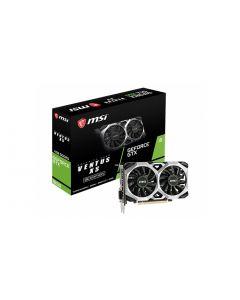 Tarjeta de video MSI GeForce GTX 1650 VENTUS XS 4G OC 4GB 128-Bit GDDR5 PCI Express 3.0 x16