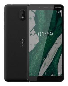 Smartphone Nokia 1 Plus - Android - Negro - Claro