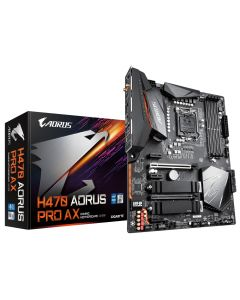 Placa Madre AORUS H470 Pro AX LGA1200 Intel H470 SATA