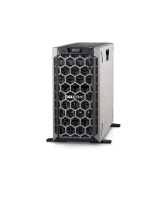 Dell - Server - Tower - 1 Intel Xeon Bronze 3106 / 1.7 GHz - 16 GB SDRAM - 2 TB Hard Drive Capacity