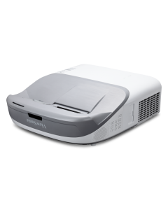 Proyector DLP ViewSonic PS750W - 3300 ANSI lumens - WXGA (1280 x 800) - 16:10 - objetivo para distancias ultracortas