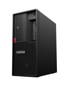 Lenovo ThinkStation P330 | Intel Xeon E-2104G | 3.2 GHz | 8 GB DDR4 SDRAM | 1 TB Hard Drive Capacity | DVD±RW | Windows 10 Pro