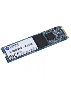 Unidad SSD 120 GB | Kingston SSDNow A400 - En estado sólido - interno - M.2 2280 - SATA 6Gb/s