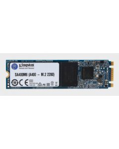 Unidad SSD 120 GB | M.2 2280 Kingston A400, Lectura 500 MB/s, Escritura 320MB/s