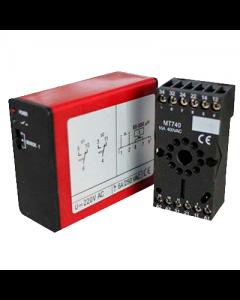 detector vehicular ZKTeco - UPS management module