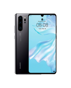 Huawei P30 Pro - Smartphone - Android - Black - 51093VRU