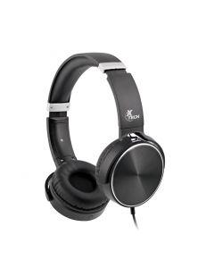 Audífonos con micrófono y cable XTH-345