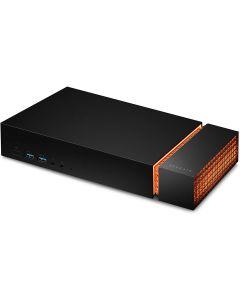 Seagate FireCuda 4 TB Gaming Dock STJF4000400 - Estación de conexión - Thunderbolt 3 - con NVMe expansible
