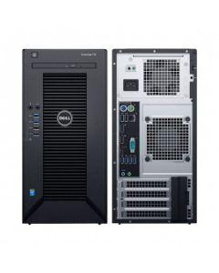 Dell - Server - 1 Intel Xeon E3-1200 series E3-1225V5 / 3.3 GHz - 8 GB DDR SRAM - 1 TB Hard Drive Capacity