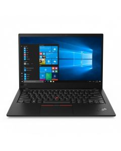 Notebook Lenovo X1 Carbon - Intel Core i7-8565U - 16 GB RAM - 1 TB SSD - Windows 10 Pro - Español